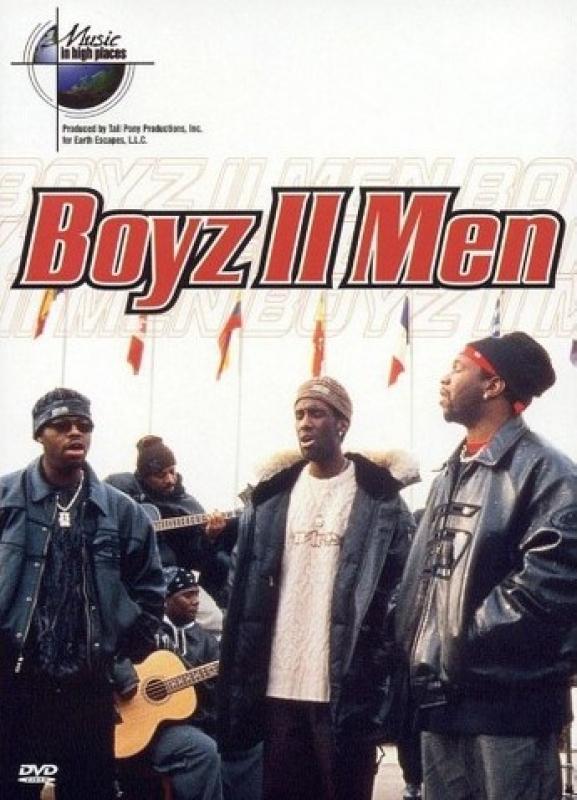 Boyz II Men - Live  Seoul (DVD)