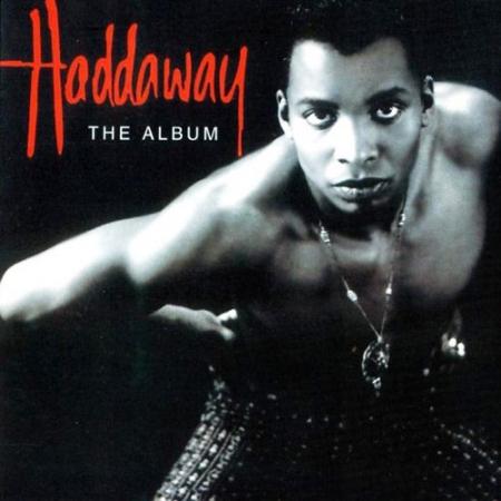 Haddaway - The Album (CD)