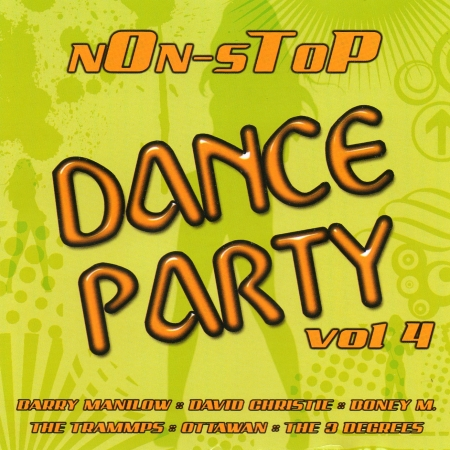 DANCE PARTY - NON - STOP VOL 4
