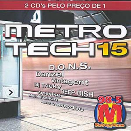Metro Tech 15 - Duplo