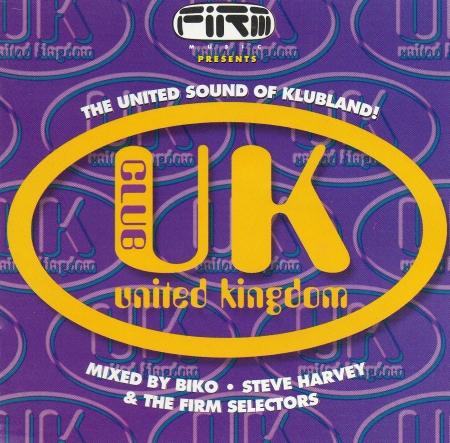 Club Uk - The Album