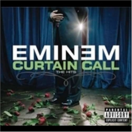 Lp Eminem - Curtain Call The Hits (VINYL DUPLO IMPORTADO LACRADO)