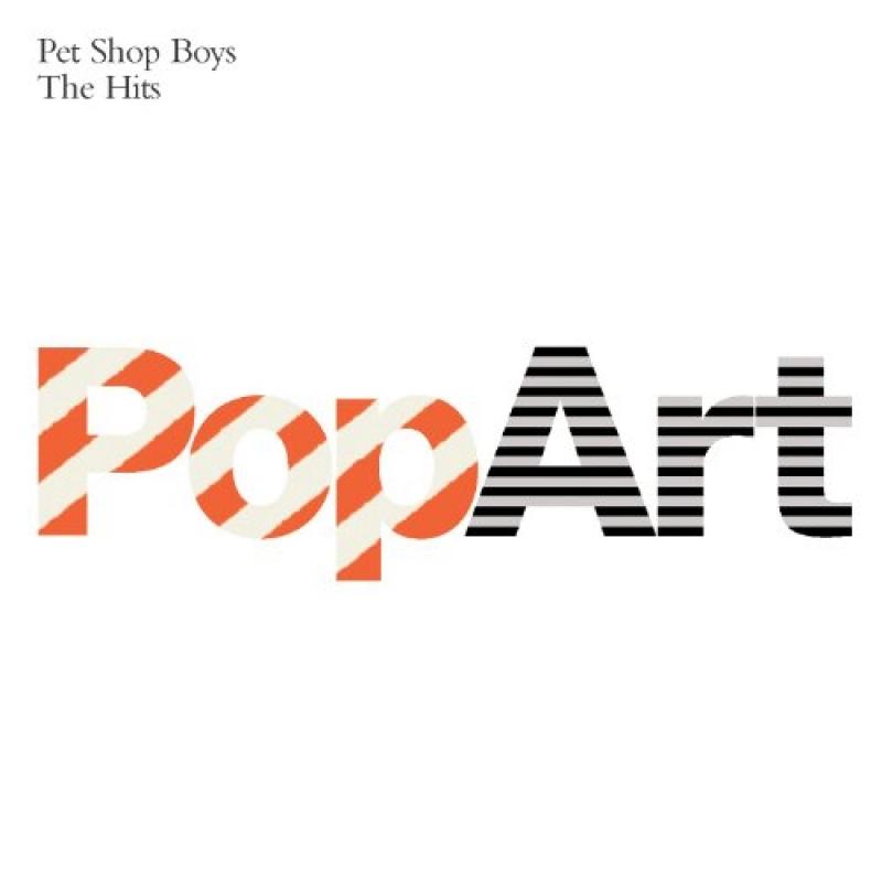 Pet Shop Boys - PopArt (CD) DUPLO