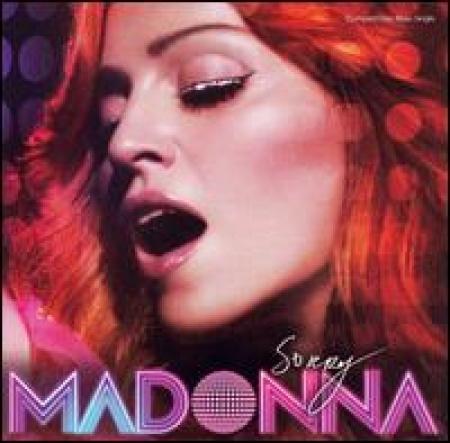 Madonna - Sorry  CD SINGLE IMPORTADO