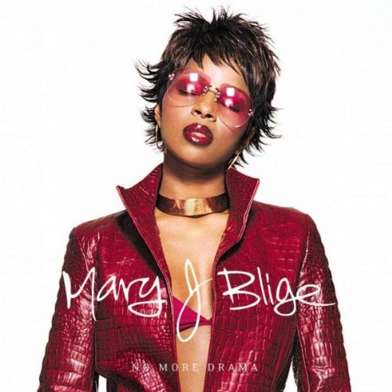 Mary J Blige - No more drama (CD)