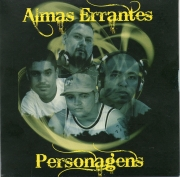 Almas Errantes - Personagens