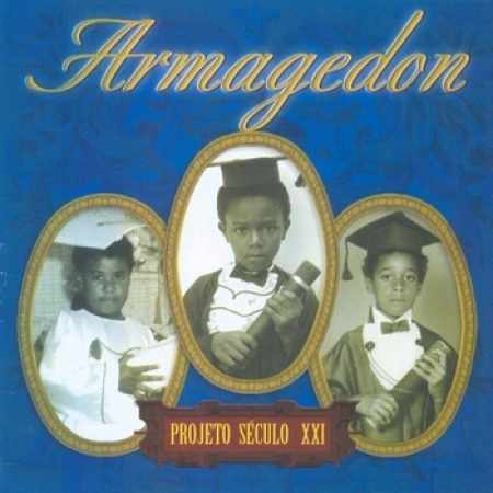 Armagedon - Projéto Século XXI (CD)