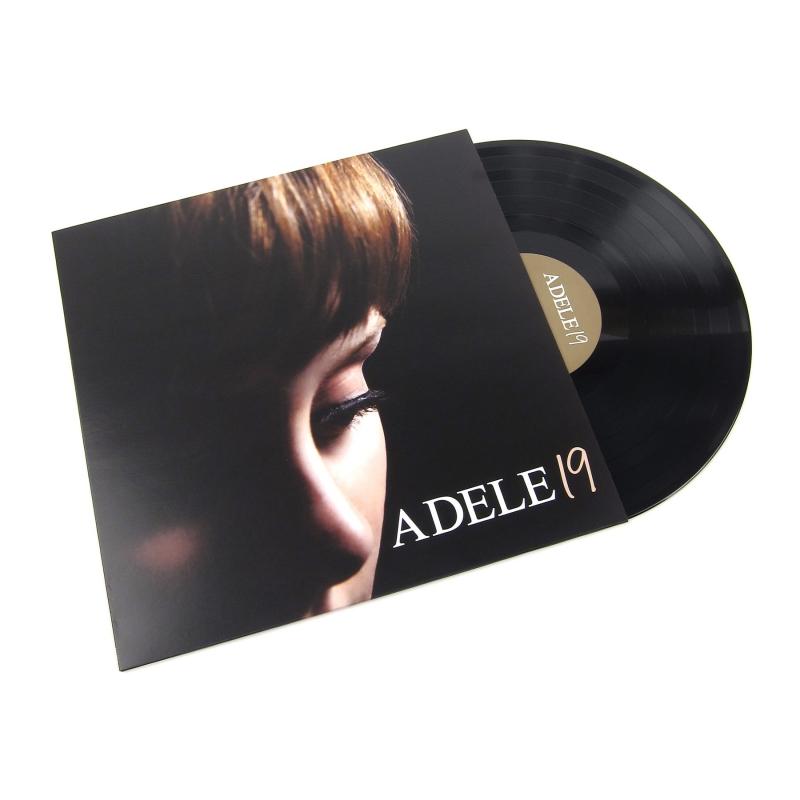 LP ADELE - 19 (VINYL IMPORTADO) (886973062418)