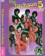 THE JACKSON 5 - LIVE IN MEXICO 1975