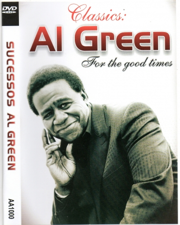 AL GREEN - FOR THE GOOD TIMES DVD