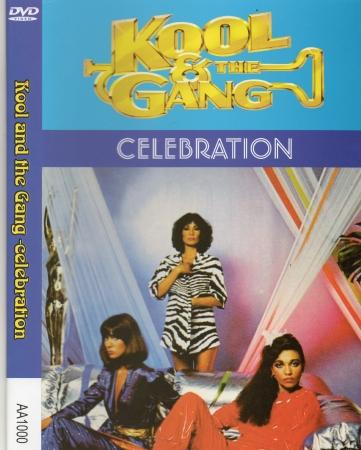KOOL & THE GANG - CELEBRATION DVD