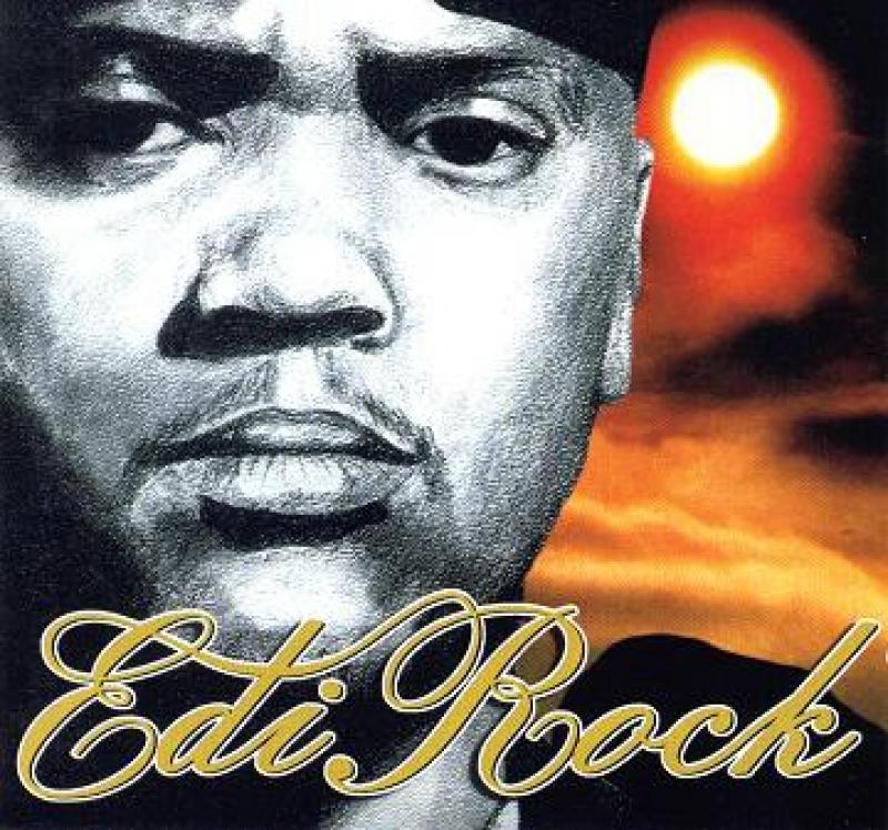 Edi Rock -  Rapaz Comum II RAP NACIONAL (CD)