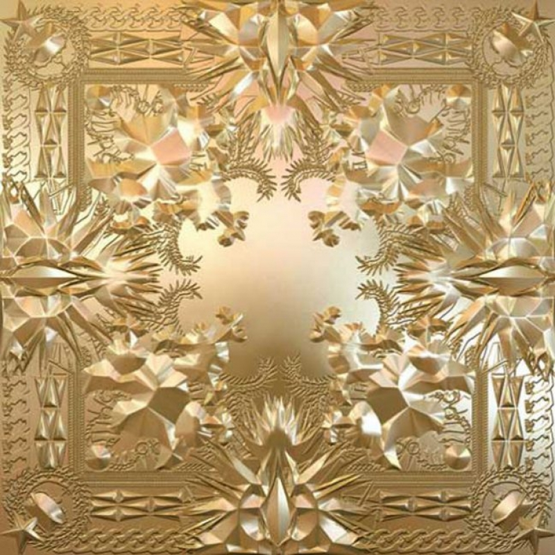 Jay-Z/Kanye West - Watch the Throne (CD)
