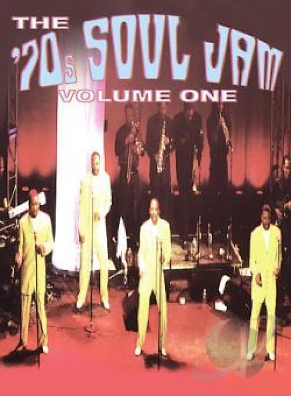 The  70s Soul Jam, Vol. 1 - DVD