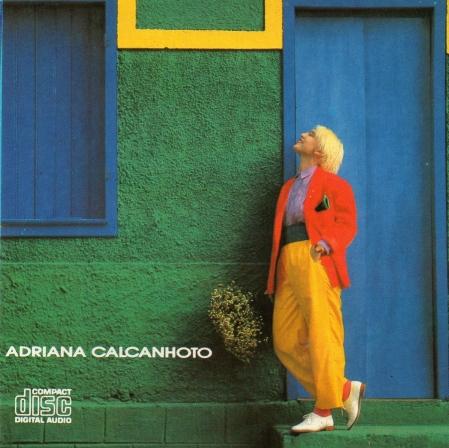 ADRIANA CALCANHOTTO - ENGUICO