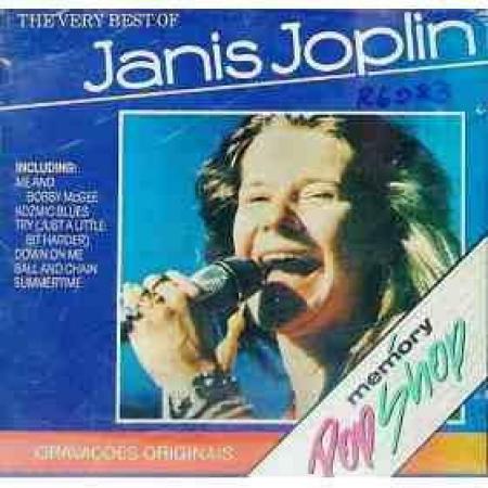 Janis Joplin - Very Best Of  (CD)