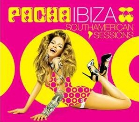 Pacha Brazil Southamerican Sessions - 3 CDs
