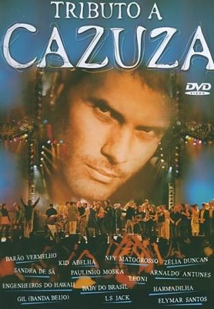 Cazuza - Tributo A CAZUZA DVD