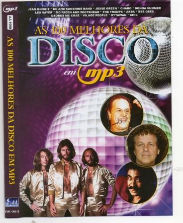 As 100 Melhores Da Disco Em Mp3