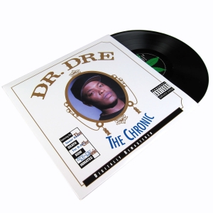 LP Dr Dre - The Chronic (VINYL IMPORTADO DUPLO LACRADO)