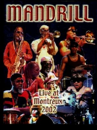 Mandrill - Live at Montreux 2002