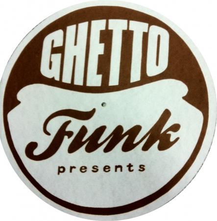 Feltros Para Djs Modelo Guetto Funk (FINO) SLIPMATICS