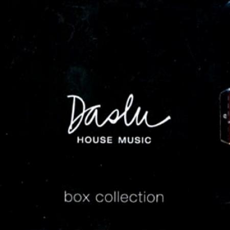 BOX Daslu - House Music Box Collection 4cds