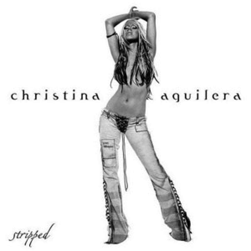 LP Christina Aguilera - Stripped (VINYL DUPLO IMPORTADO)