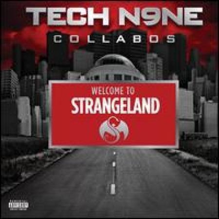 Tech N9ne Collabos - Welcome to Strangeland  IMPORTADO
