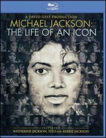 MICHAEL JACKSON: THE LIFE OF AN ICON BLU RAY IMPORTADO
