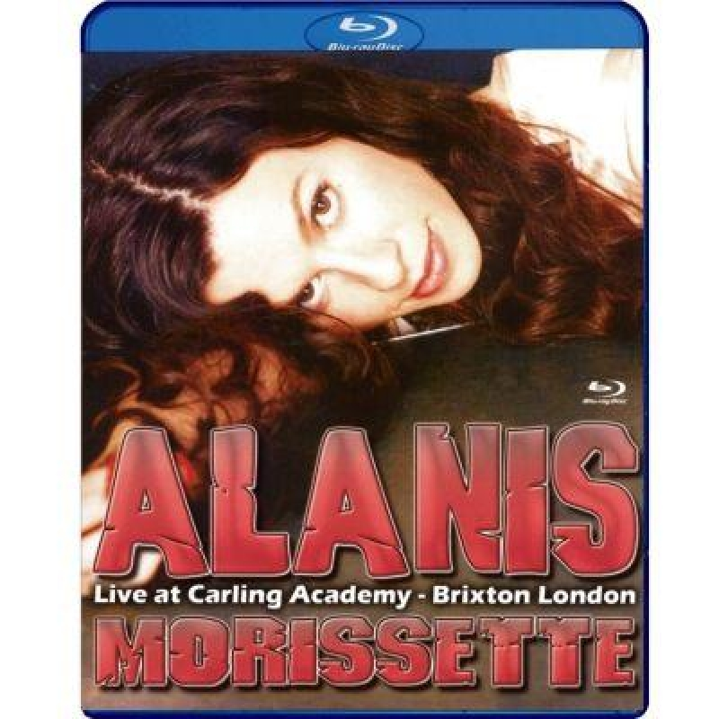 ALANIS MORISSETTE - LIVE AT CARLING ACADEMY (BLU-RAY)