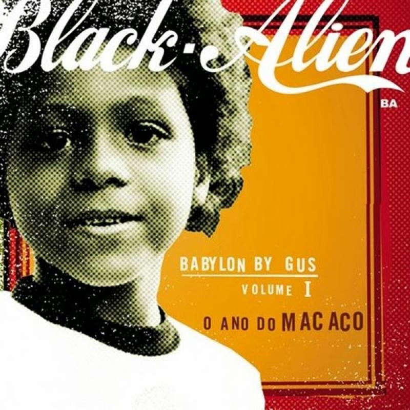 Black Alien - Babylon By Guys Vol. 1 (CD LACRADO)
