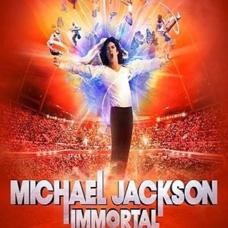Michael Jackson - Immortal (CD)