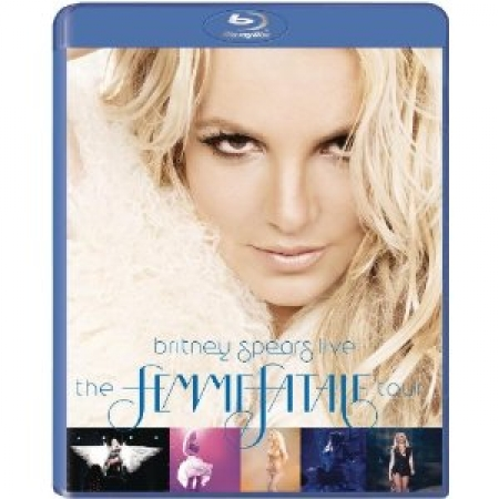 Britney Spears Live: The Femme Fatale Tour (BLU-RAY) IMPORTADO
