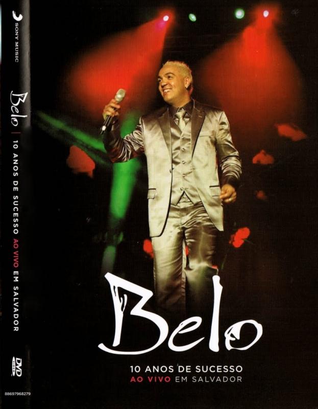 Belo - 10 Anos De Sucesso Ao Vivo Em Salvador (DVD)