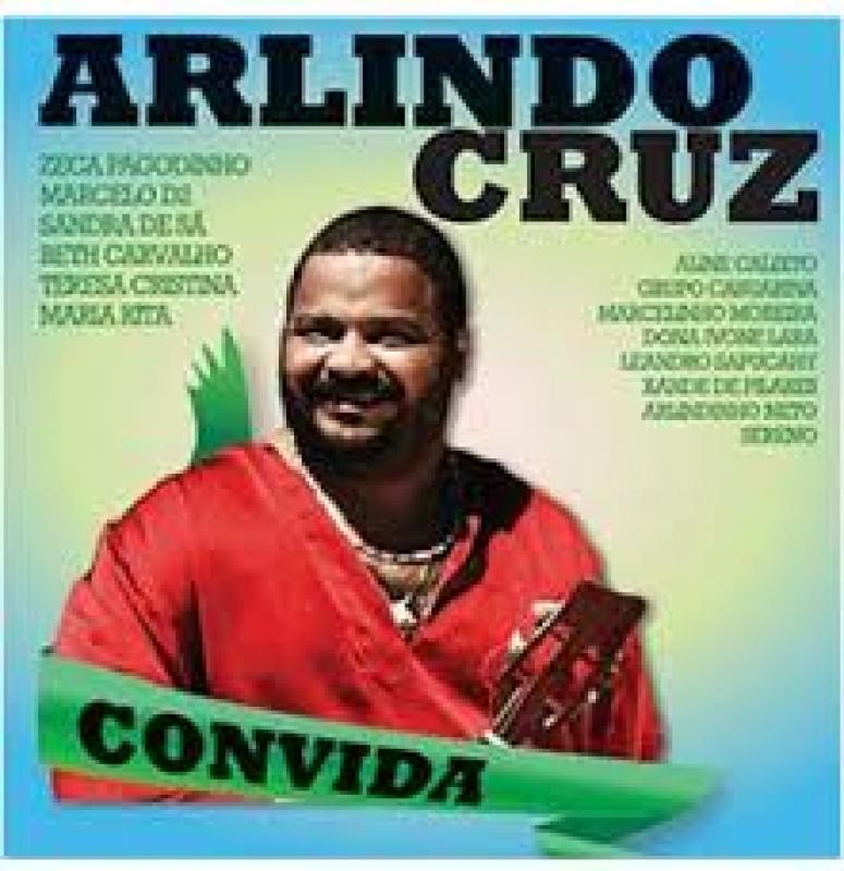 Arlindo Cruz - Convida (CD)