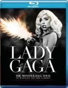 Lady Gaga Presents - The Monster Ball Tour at Madison Square Garden (Blu-ray) IMPORTADO