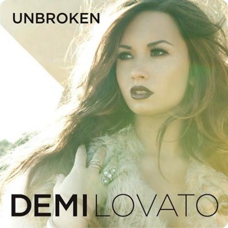 Demi Lovato - Unbroken (CD) (050087250980)