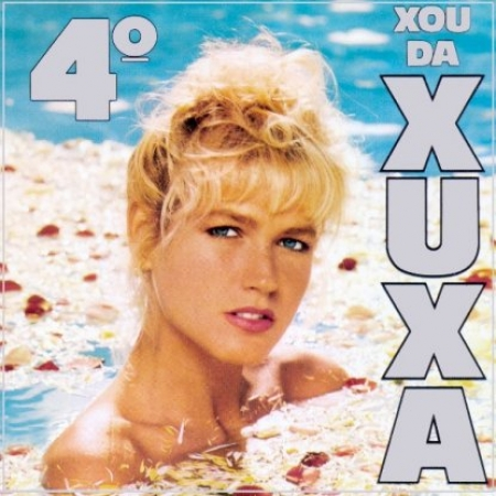 Xuxa - Xou da Xuxa 4 (CD)