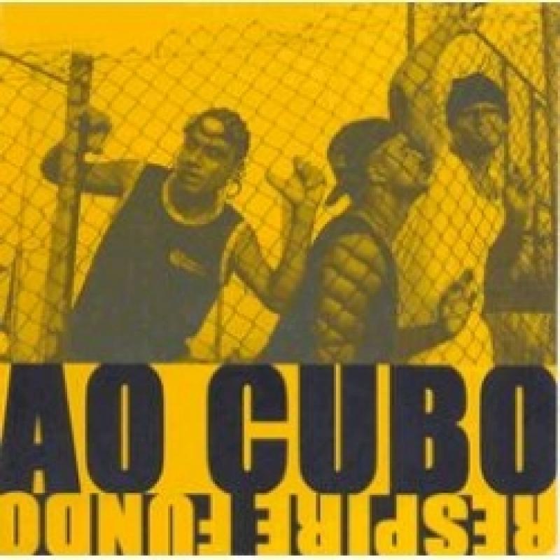 Ao Cubo - Respire Fundo (CD)