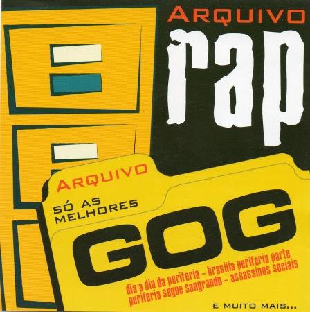 Gog - Arquivo Rap