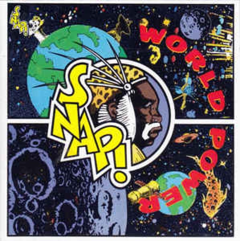 Snap - World Power (CD)