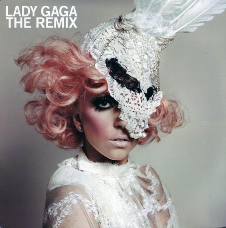 Lady Gaga - The Remix (CD IMPORTADO)
