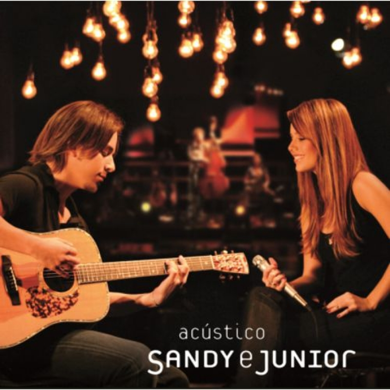 Sandy e Junior - Acustico  CD  (LACRADO)