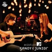 Sandy & Junior - Acustico Mtv CD  (LACRADO)