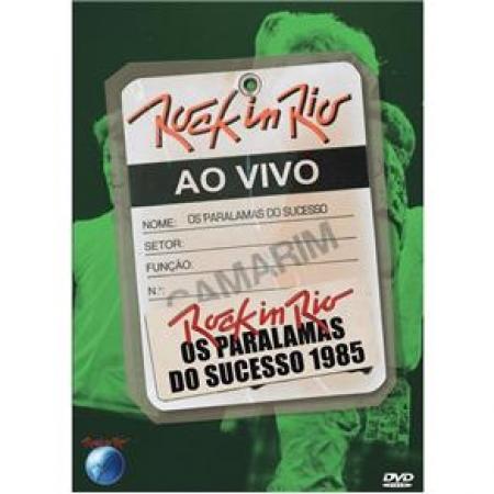 Paralamas do Sucesso - Ao Vivo no Rock In Rio 1985