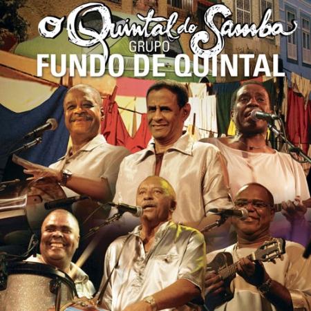 Fundo De Quintal - O Quintal Do Samba (CD)