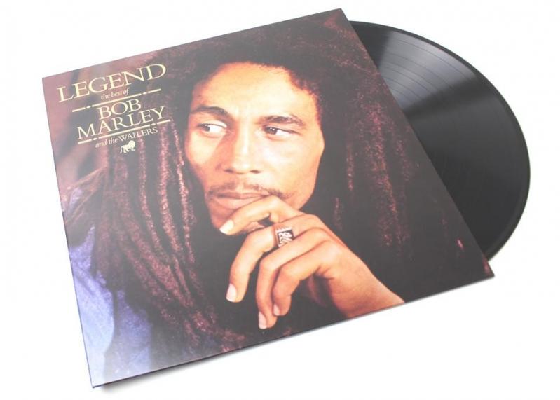LP Bob Marley - Legend (VINYL IMPORTADO LACRADO)