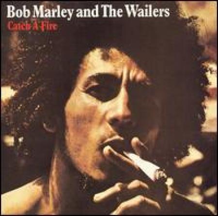 LP Bob Marley - and the Wailers - Catch a Fire VINYL IMPORTADO (LACRADO)