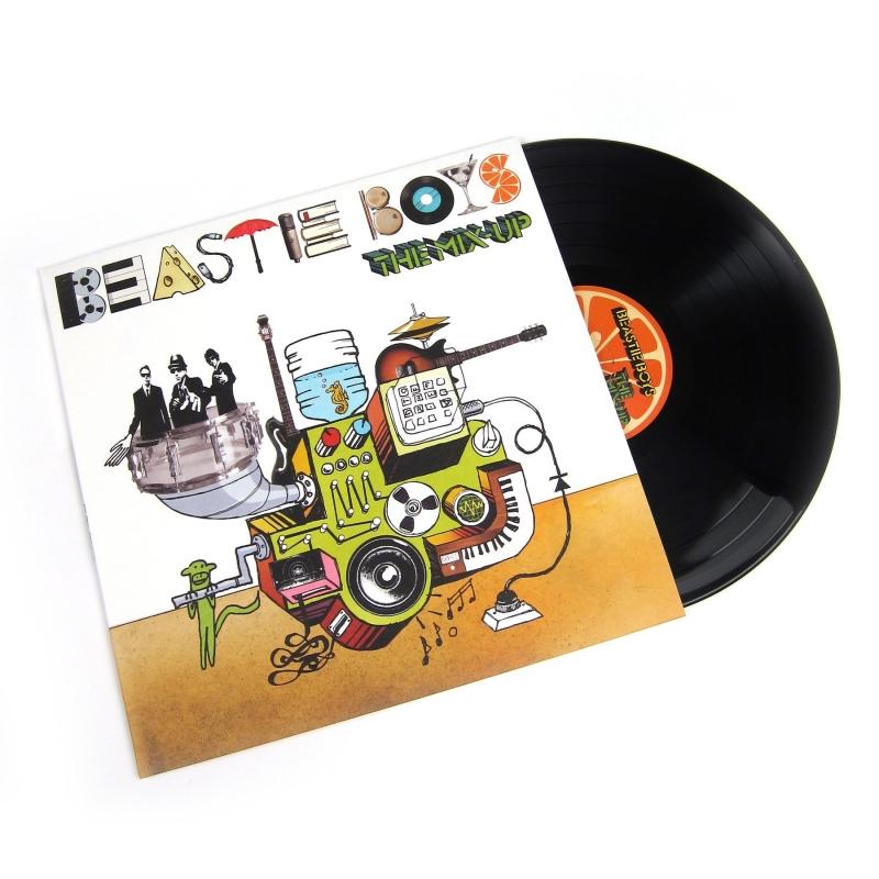 LP Beastie Boys - The Mix-Up (VINYL IMPORTADO LACRADO)
